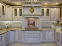 Кухня в стиле барокко — изысканный с продуманным дизайном (77 фото)