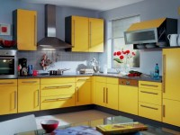 Желтая кухня: преимущества и недостатки дизайна кухни с желтым оттенком (75 фото)