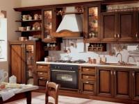 Коричневая кухня — правила выбора идеального оттенка (80 фото дизайна)