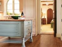 Ламинат на кухню — тонкости выбора, 77 фото новинок дизайна