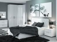 Белая мебель — как правильно ее сочетать? Смотрите фото готовых дизайнерских решений.