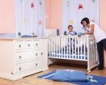Детские кроватки — 125 фото лучших кроваток для детей разного возраста
