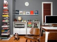 Маленький компьютерный столик — 100 фото в интерьере (Новые модели!)