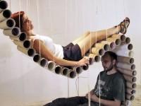 Мебель из картона — выбор современных людей. 88 фото идей по дизайну