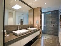 Зеркало в ванную комнату — 150 фото идей по оформлению