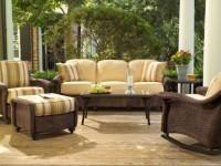 Плетеная мебель — в интерьере квартиры или дачи (100 фото по дизайну)