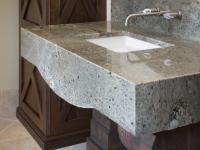 Столешницы для ванной комнаты: основные разновидности и свойства. 100 фото новинок дизайна!