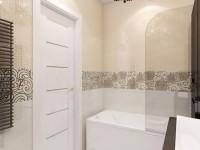 Дизайн ванной комнаты 3 кв. м. 80 фото, маленькой и функциональной планирвоки