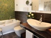 Идеи оформления ванной комнаты — 2019