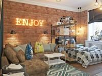 Как оформить стены внутри дома — лучшие идеи, материалы и примеры использования с фото
