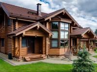Строительство деревянных домов: выбор материала