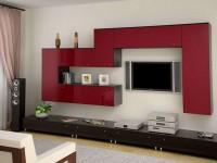 Современные и стильные варианты горок в гостиную