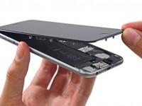 Замена стекла и сенсорного экрана на смартфонах