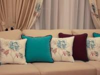 Диванные подушки: выбор материала и пошаговая инструкция изготовления своими руками
