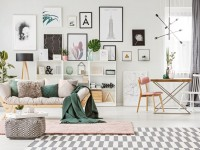 Скандинавский стиль в интерьере: описание и советы по оформлению каждой комнаты (70+ фото)