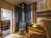 Идей дизайна бани с комнатой отдыха и парилкой внутри