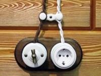 Трубы для прокладки электропроводки в деревянном доме