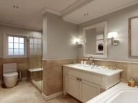 Сколько места нужно для унитаза в ванной?