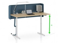 Какой высоты должен быть компьютерный стол?