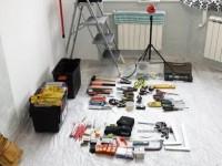Инструмент для сборки корпусной мебели