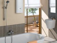 Как правильно установить газовую колонку в ванной?
