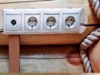 Электропроводка в деревянном доме своими руками пошаговая