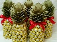 Поделка из ананаса своими руками