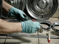 Как восстановить хромированное покрытие смесителя