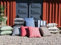 Подушки для садовой мебели своими руками