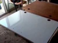 Ламинирование мебели своими руками