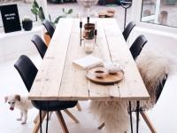Как сделать стол из столешницы своими руками?