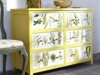 Как декорировать старую мебель своими руками?