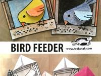 Поделка птицы своими руками в садик