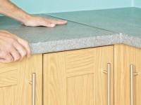 Как заменить столешницу на кухне своими руками?