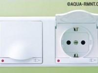 Как установить электрический полотенцесушитель в ванной?