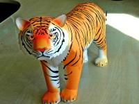 Поделка тигр для детей