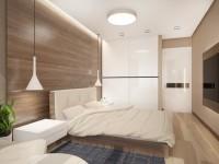 Как правильно поставить кровать в комнате?