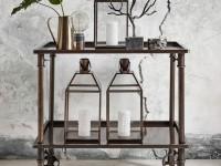 Сервировочный столик на колесиках своими руками
