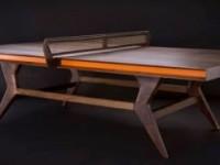Как сделать теннисный стол в домашних условиях?