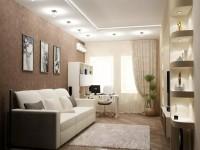 Как расставить мебель в Хрущевке двухкомнатной?