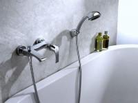 Как разобрать однорукий смеситель в ванной?