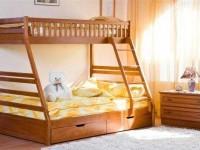 Как сделать детскую двухъярусную кровать своими руками?