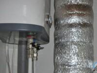 Шумоизоляция труб водоснабжения в квартире