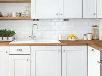 Как установить столешницу на кухонный гарнитур?