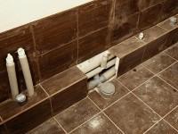 Чем закрыть канализационную трубу в ванной?