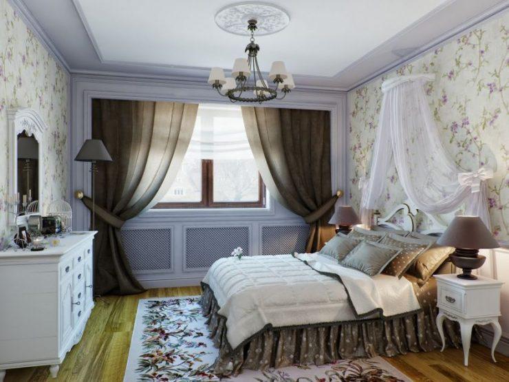 Ковер в спальню