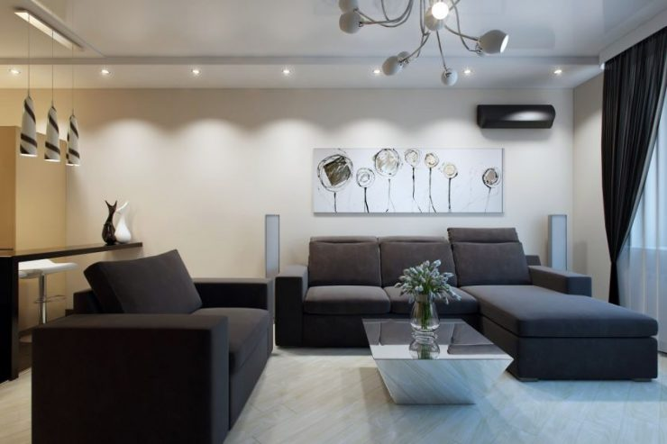 Дизайн и перепланировка 2-х комнатной квартиры серии П 3М