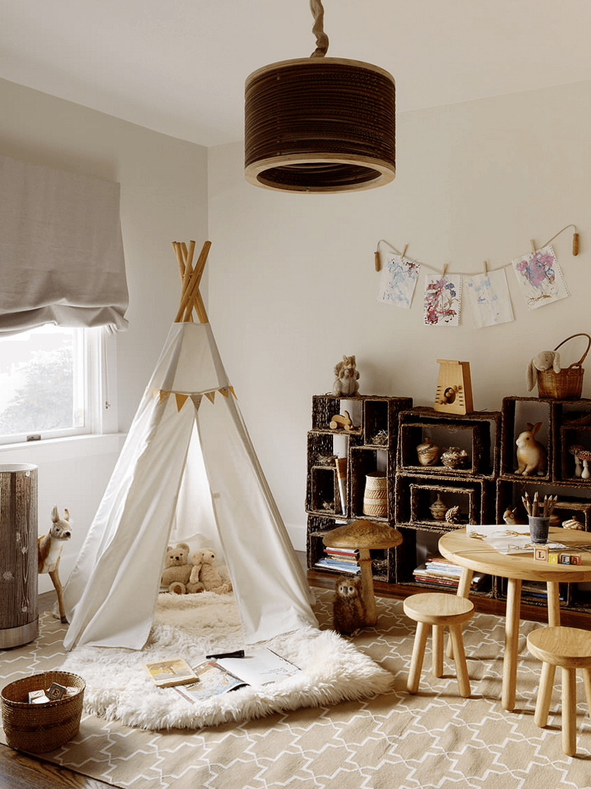 Дизайн_маленькой_детской_комнаты