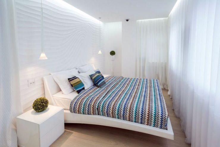 Декор спальни 34