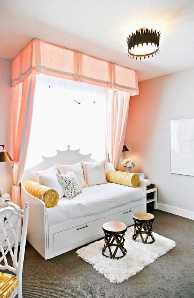 Персиковая спальня 22